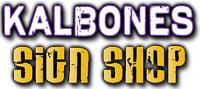 Kalbones Sign Shop