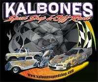 Kalbones Speed Shop & Off Road